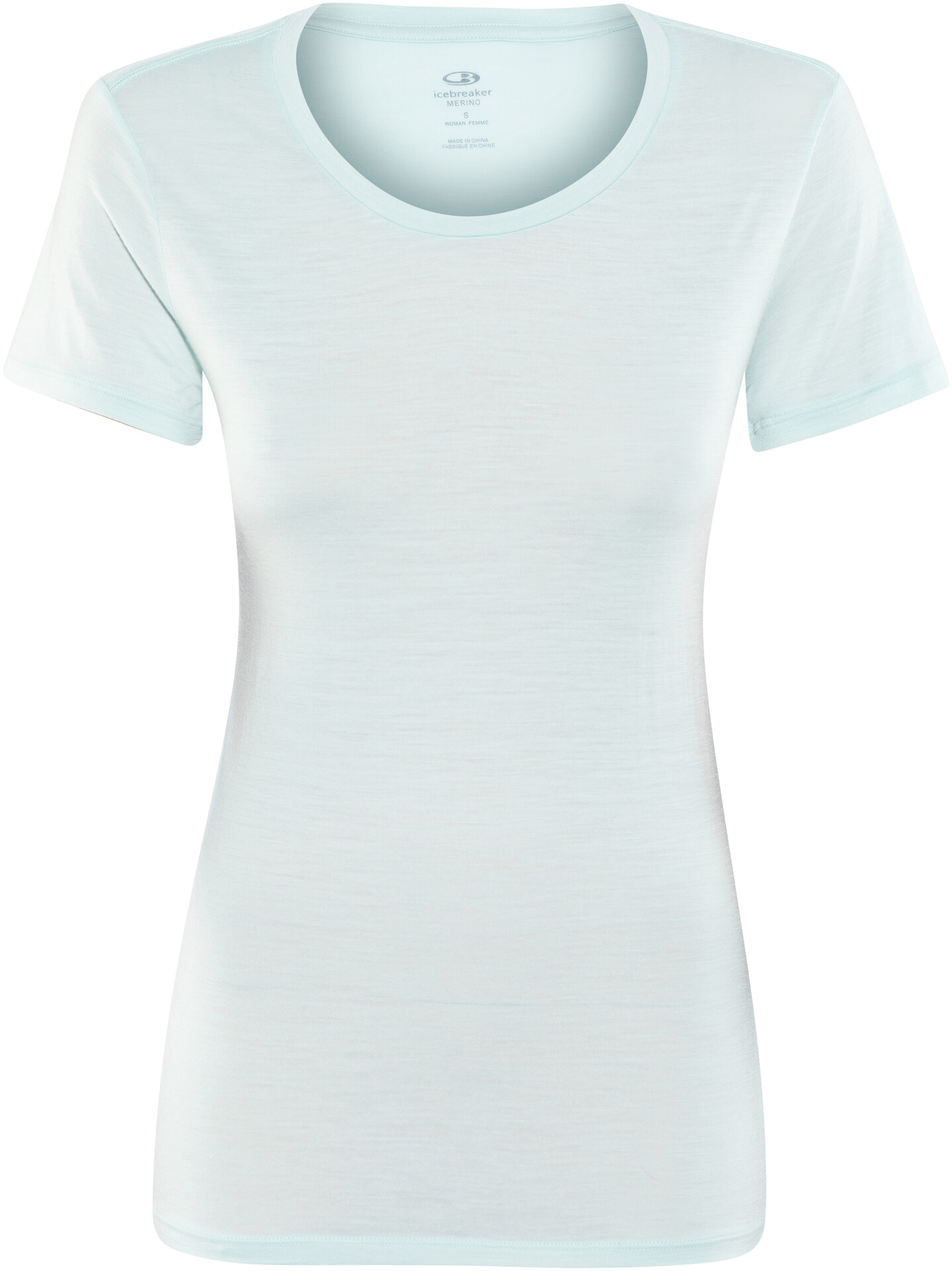 Icebreaker Tech Lite T shirt Damer, dew